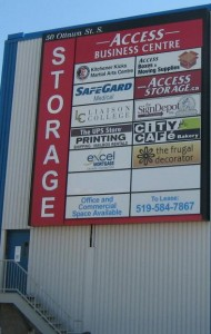 Business Tenant Signs - The Sign Depot