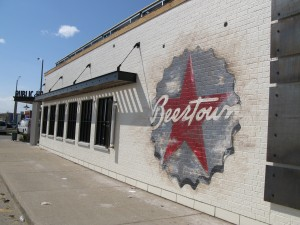 mural building beertown - The Sign Depot