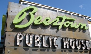 beertown - The Sign Depot