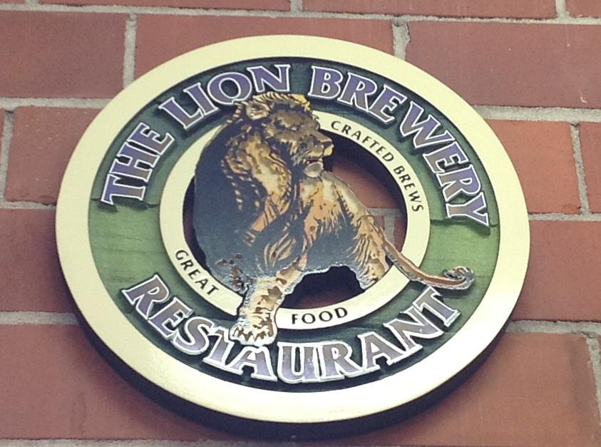 Lion Brewery Signs - Historic Signs - The Sign Depot
