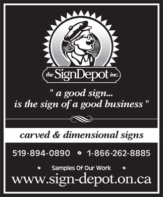 Sign Depot - Contact