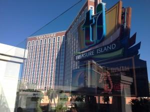 Treasure Island Sign - The Sign Depot