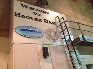 Hoover Dam Sign - The Sign Depot