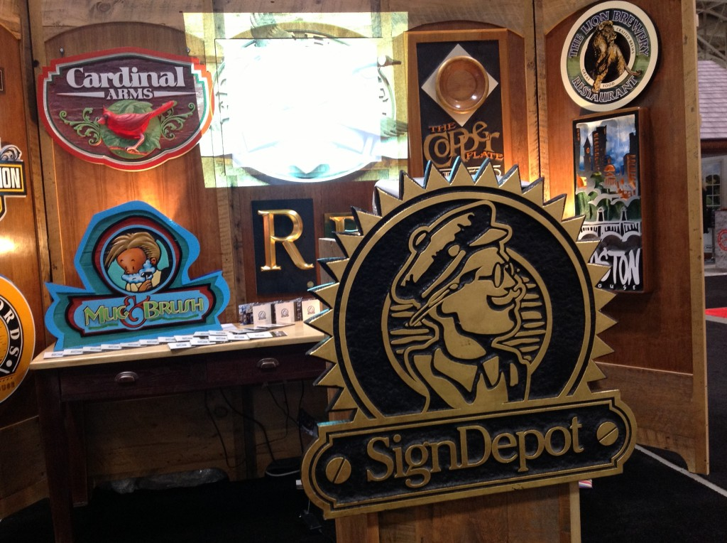 Restaurant Industry Signs - The Sign Depot
