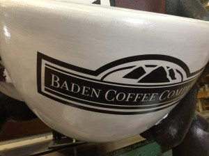 3 Dimensional Signs - Coffee Cup - The Sign Depot