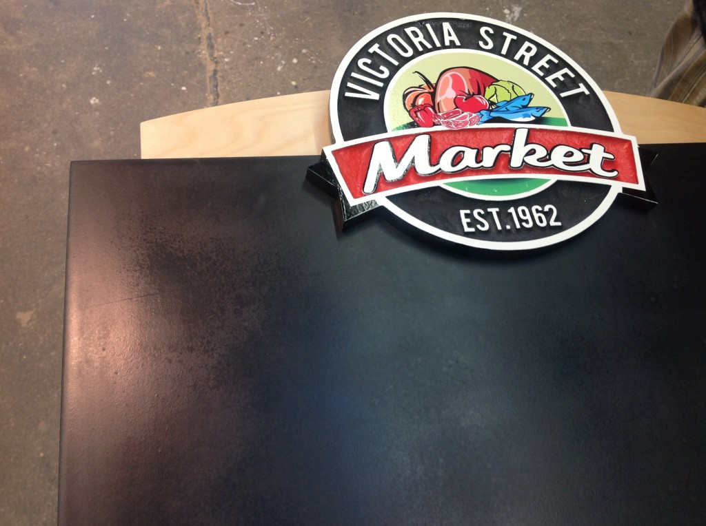 Custom Signs - Chalkboard - The Sign Depot
