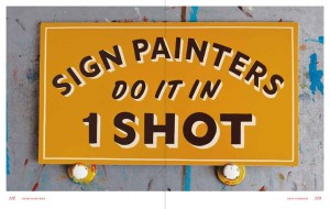 The sign depotfinishing archives the sign depot custom sign painting 1 shot paint the sign depot publicscrutiny Choice Image