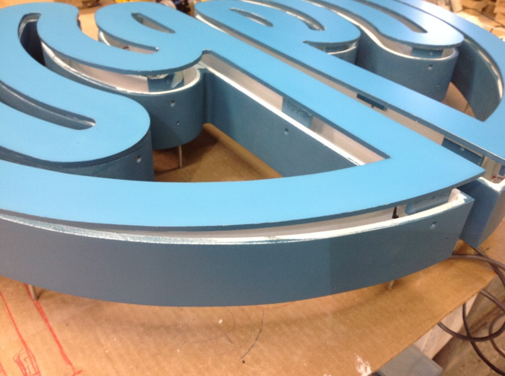 Custom 3 Dimensional Sign - Thalmic Labs - The Sign Depot