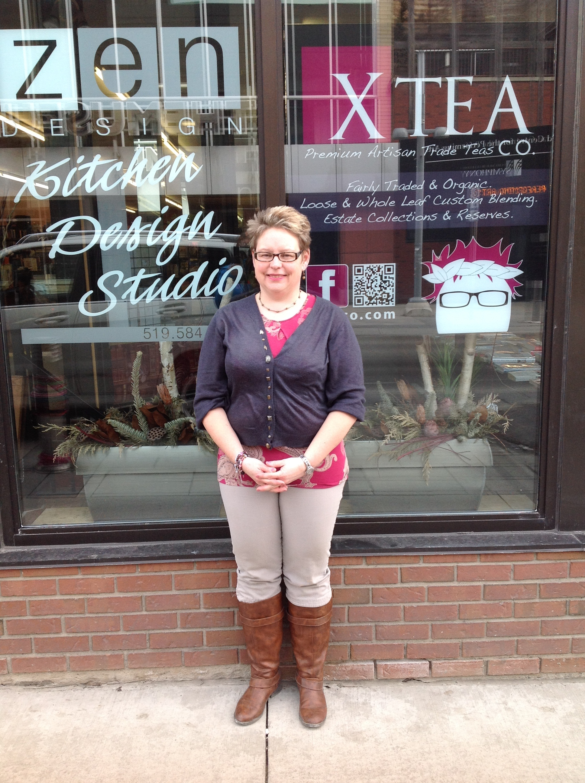 Window Graphic Decals - XTEA CO - The Sign Depot