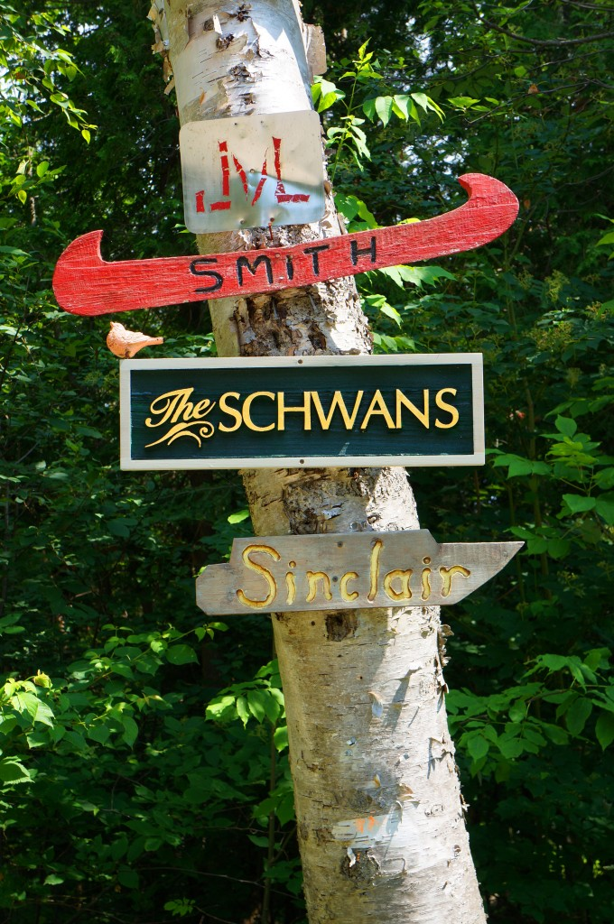 Cottage Signs And Address Markers - The Sign Depot