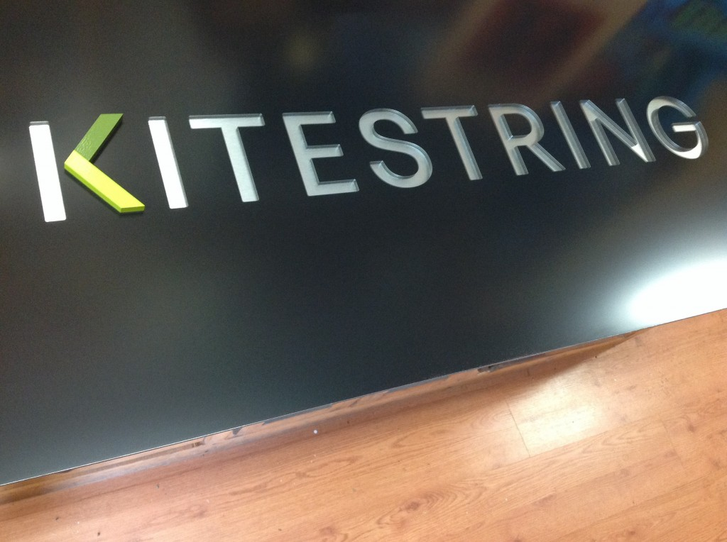 3 Dimensional Sign - Kitestring Creative Branding Studio - The Sign Depot