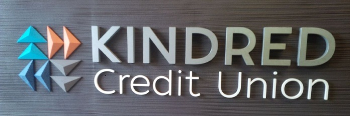 Branding And Rebranding With Signs - Kindred Credit Union - The Sign Depot