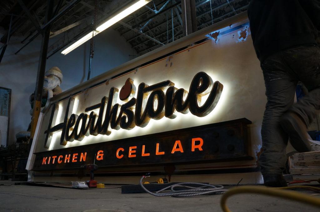 Restaurant Signs - Las Vegas - The Sign Depot