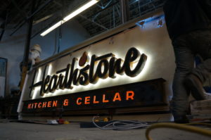 Restaurant Signs - Las Vegas - The Sign Depot