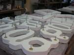 VeloCity Garage - High Density Urethane - The Sign Depot