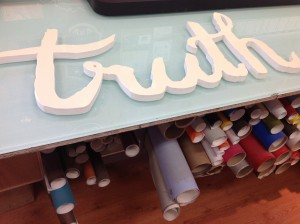 custom 3 dimensional sign - The Sign Depot
