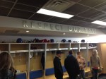 Custom Interior Signs - Kitchener Rangers - The Sign Depot