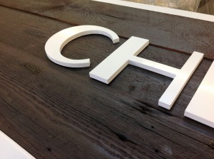 Reclaimed Wood Signs - The Sign Depot
