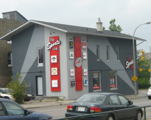 Business Sign Upgrade - The Sportslink - The Sign Depot
