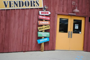 Custom Signs St Jacobs Market Community Involvement - The Sign Depot