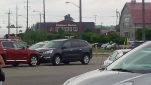 Landmark Sign - St Jacobs Market Building - The Sign Depot