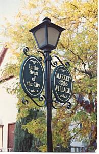 Kitchener Market - Custom Sign - The Sign Depot