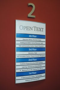 Directory Signs - The Sign Depot